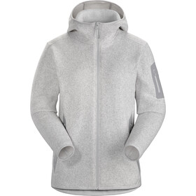Arc'teryx Covert Hoody Damen athena grey heather